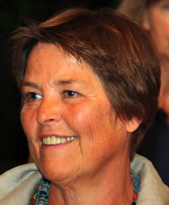 Renate Brützel 1. Vorsitzende von 2014 bis 2018
